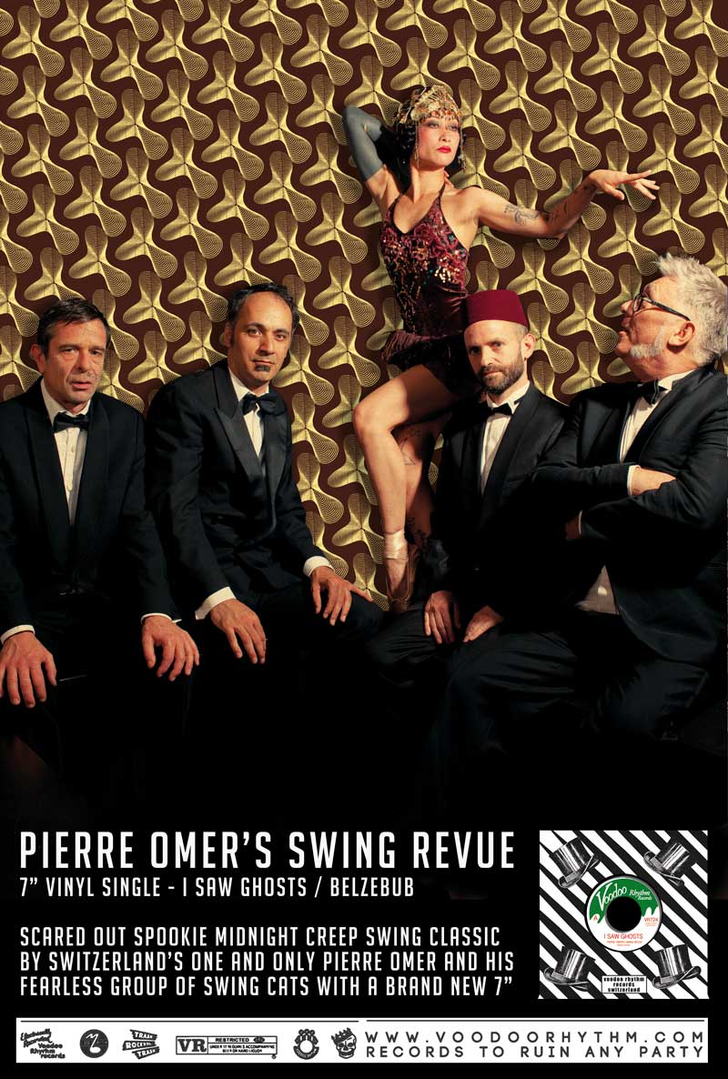 PIERRE single poster