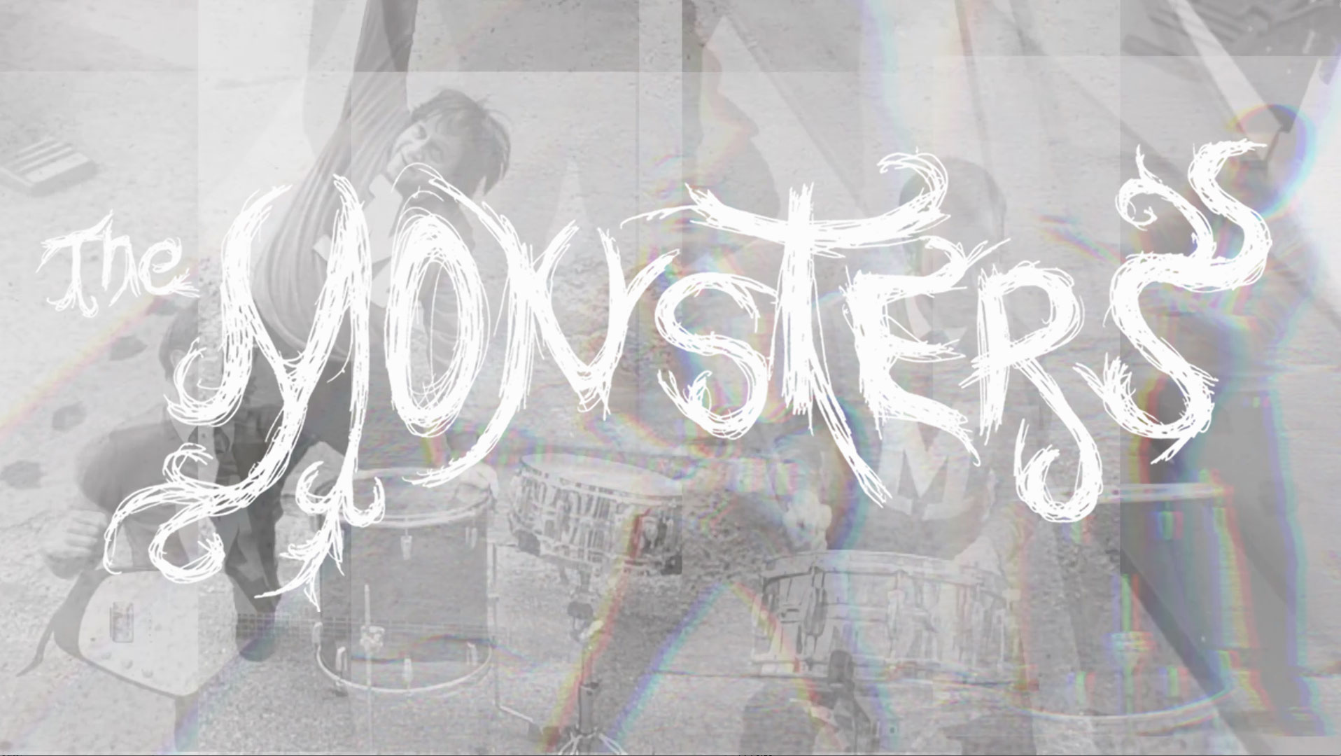 the monsters happy